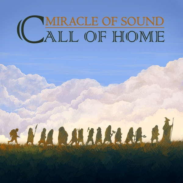 Miracle of Sound Call of Home Cover Art