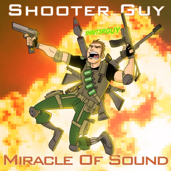 Miracle of Sound Shooter Guy Cover Art