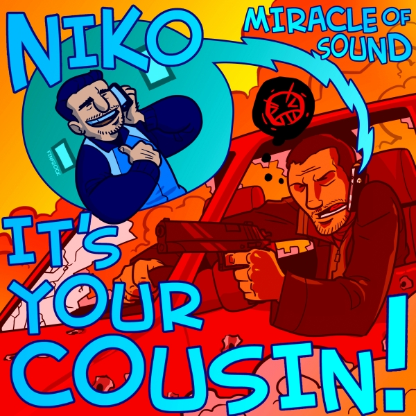 Miracle of Sound Niko It's Your Cousin! Cover Art