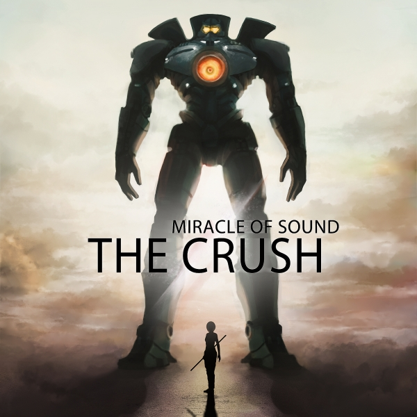Miracle of Sound The Crush Cover Art