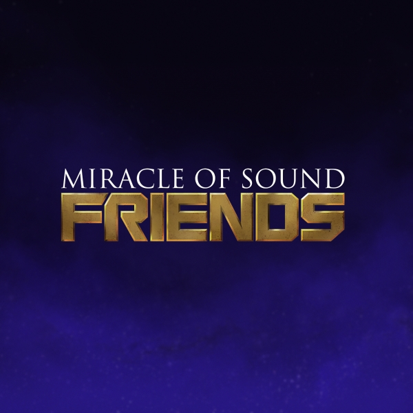 Miracle of Sound Friends Cover Art