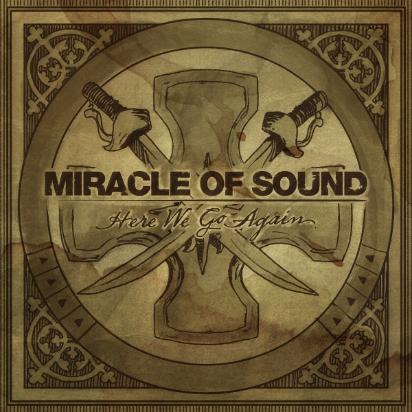 Miracle of Sound Here We Go Again Cover Art