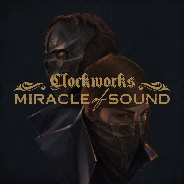 Miracle of Sound Clockworks Cover Art