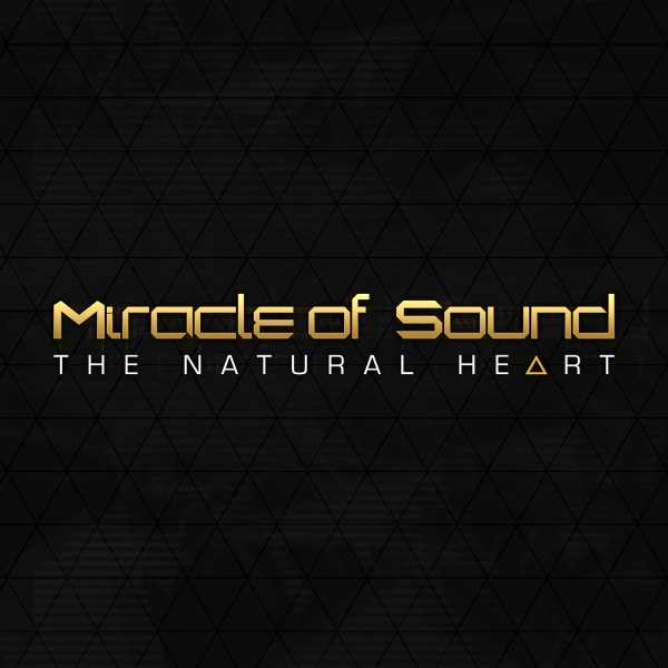 Miracle of Sound The Natural Heart Cover Art
