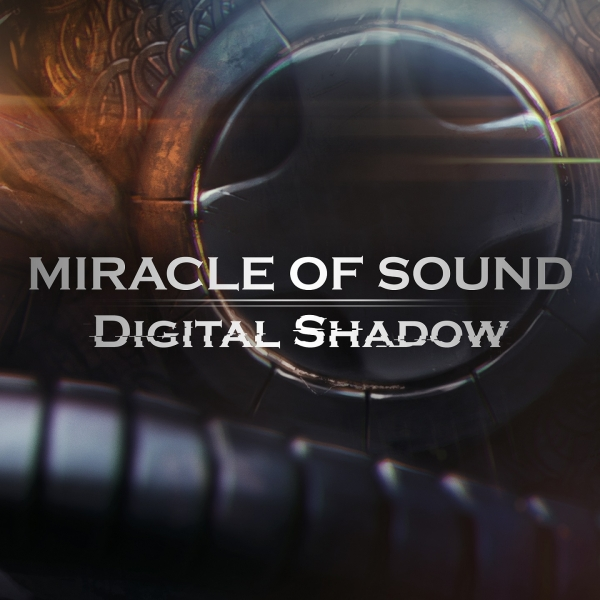 Miracle of Sound Digital Shadow Cover Art