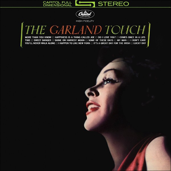 Judy Garland The Garland Touch cover art