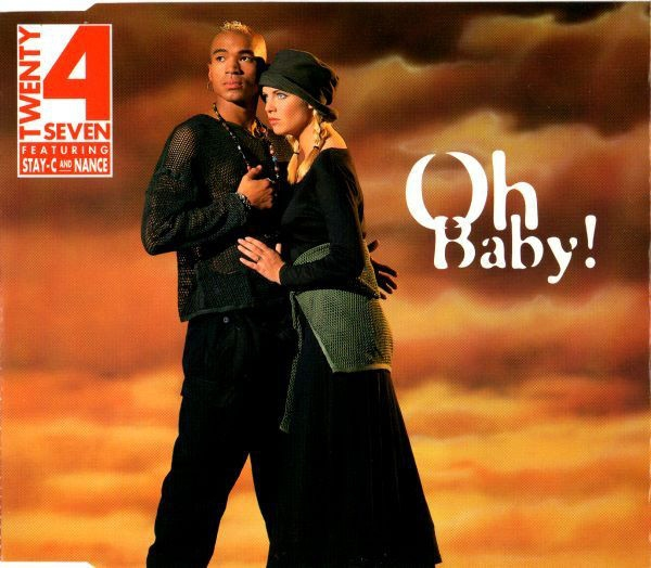 Twenty 4 Seven feat. Stay-C and Nance Oh Baby! Cover Art