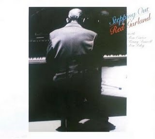 Red Garland Stepping Out cover art