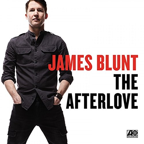 James Blunt The Afterlove cover art
