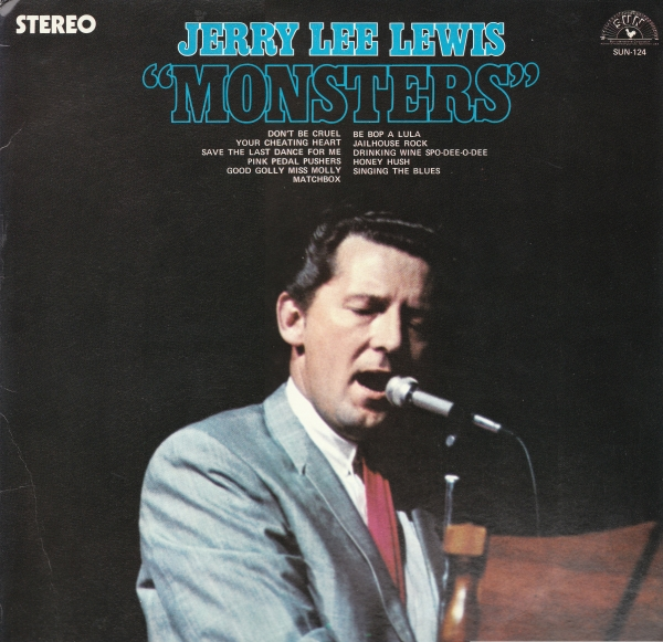 Jerry Lee Lewis \