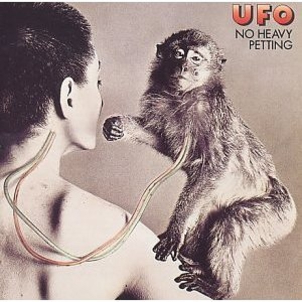 UFO No Heavy Petting cover art
