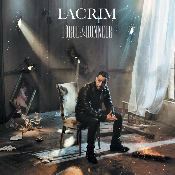 Lacrim Force & Honneur cover art