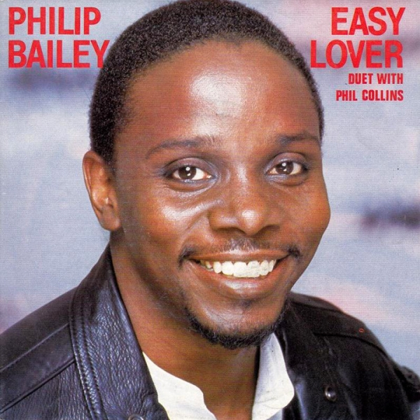 Philip Bailey & Phil Collins Easy Lover Cover Art