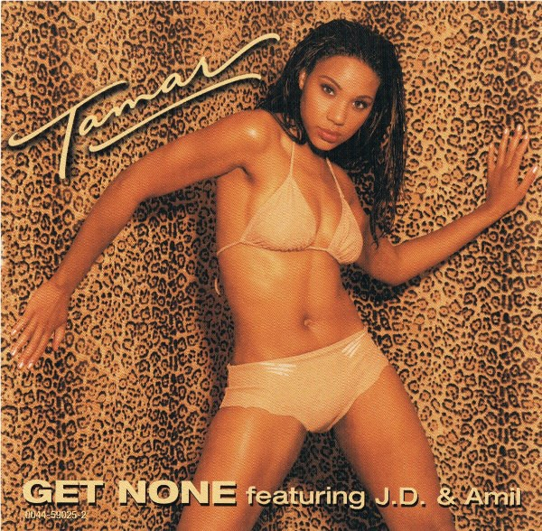 Tamar Braxton Get None Cover Art