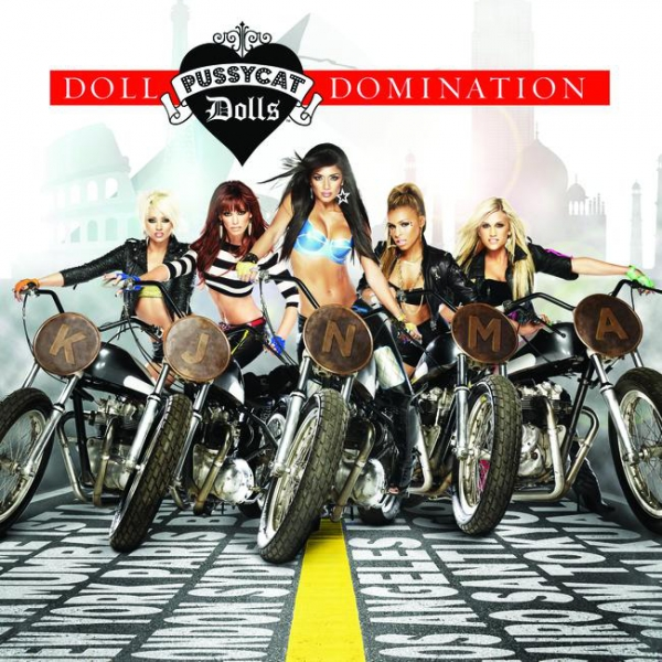 The Pussycat Dolls Doll Domination cover art