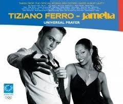 Tiziano Ferro feat. Jamelia Universal Prayer Cover Art
