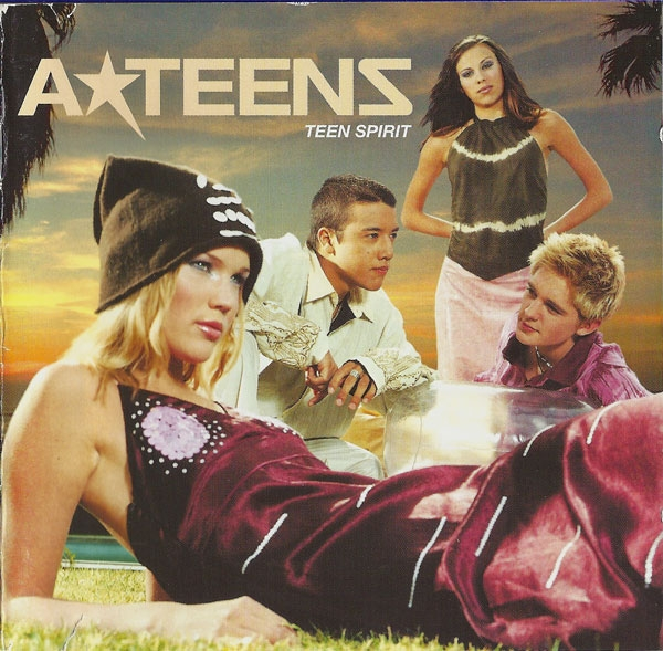 A★Teens Teen Spirit cover art