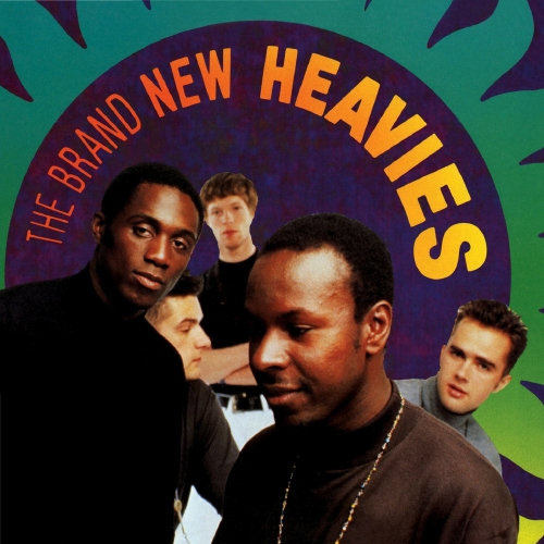 The Brand New Heavies The Brand New Heavies cover art