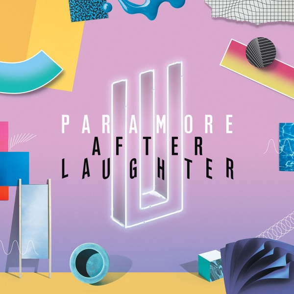 Paramore After Laughter cover art