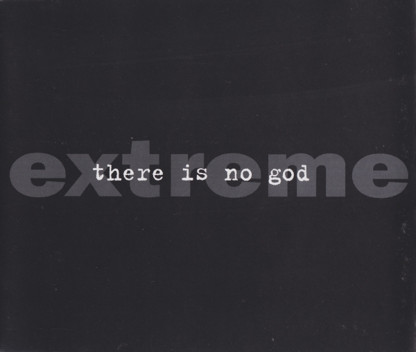 Extreme There Is No God Cover Art