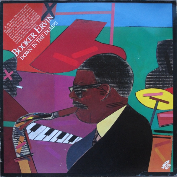 Booker Ervin Down in the Dumps cover art