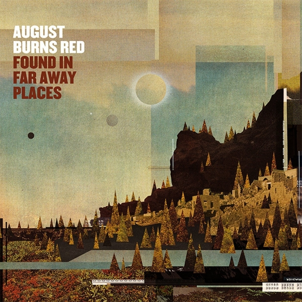August Burns Red Found in Far Away Places Cover Art