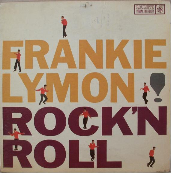 Frankie Lymon Rock 'n' Roll cover art
