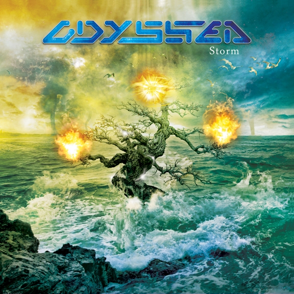 Odyssea Storm Cover Art