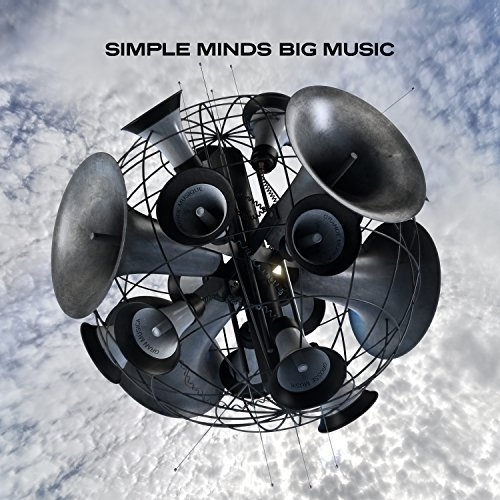 Simple Minds Big Music cover art