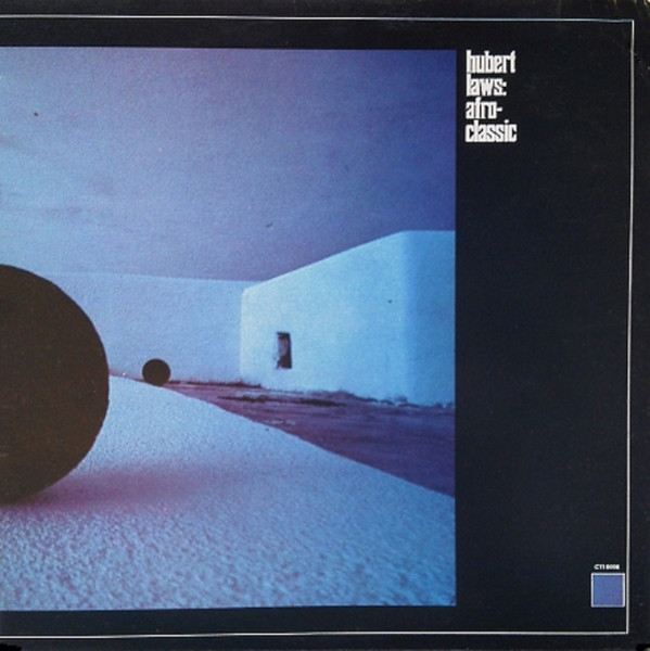 Hubert Laws Afro-Classic Cover Art