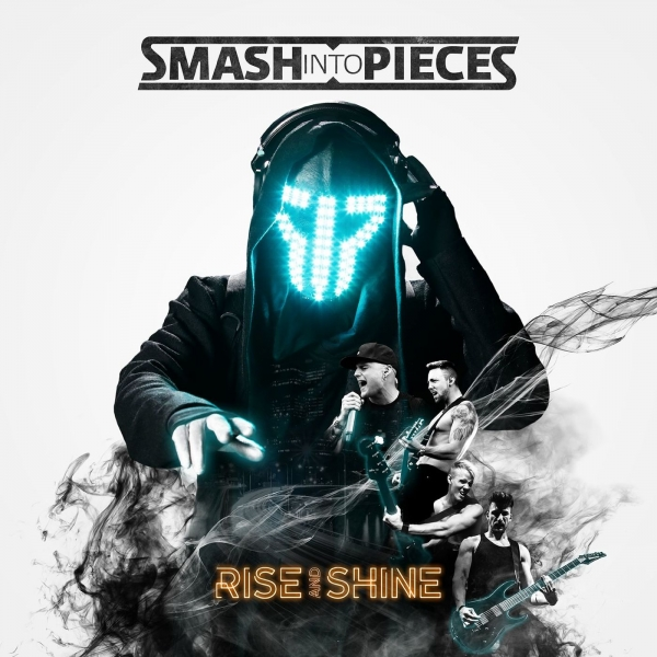 Smash Into Pieces Rise and Shine cover art