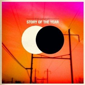 Story of the Year The Constant Cover Art