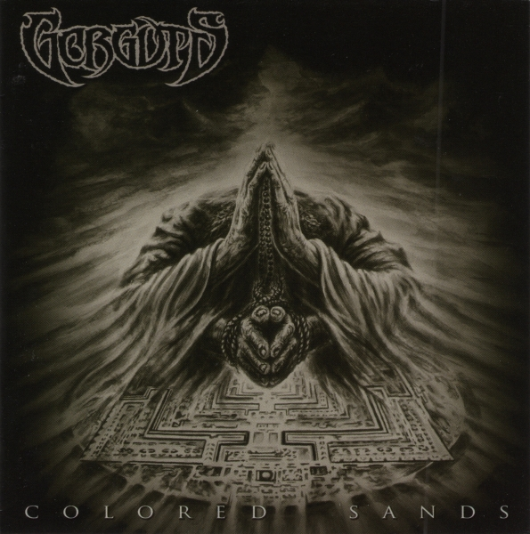 Gorguts Colored Sands cover art