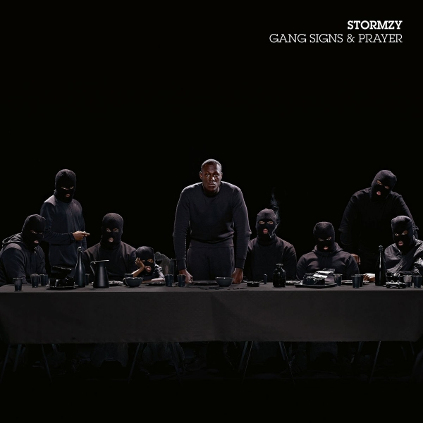 Stormzy Gang Signs & Prayer cover art