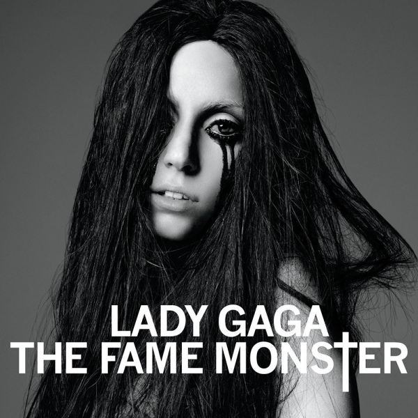 Lady Gaga The Fame Monster Cover Art