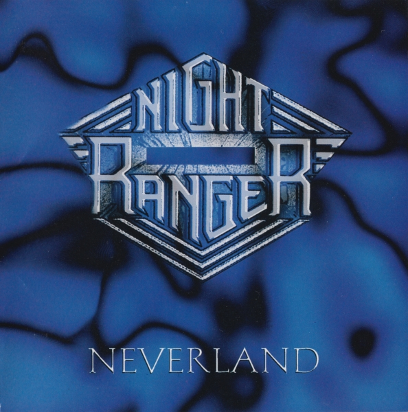 Night Ranger Neverland cover art