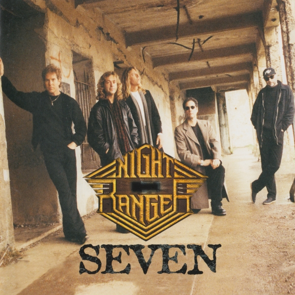 Night Ranger Seven Cover Art