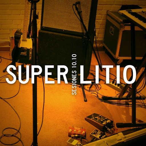Superlitio Sesiones 10.10 Cover Art