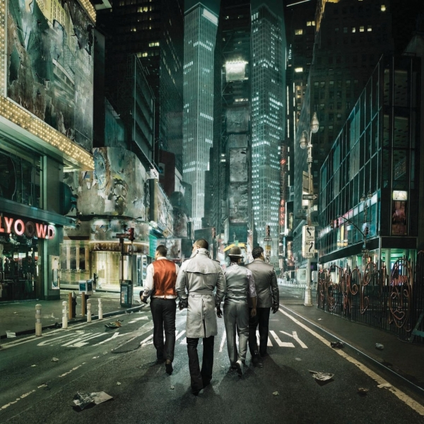 Aventura The Last cover art