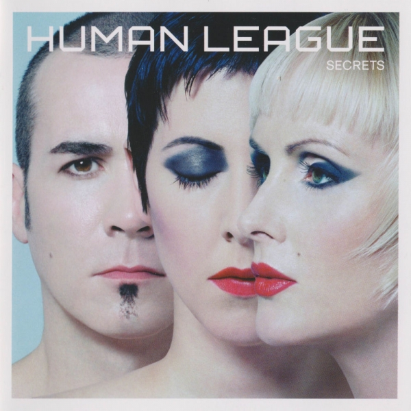 The Human League Secrets cover art