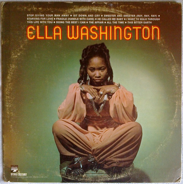 Ella Washington Ella Washington cover art