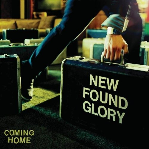 New Found Glory Coming Home cover art