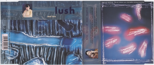 Lush Mad Love cover art