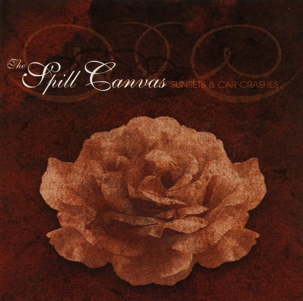 The Spill Canvas Sunsets & Car Crashes cover art