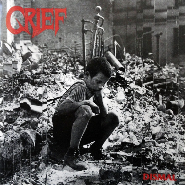 Grief Dismal cover art