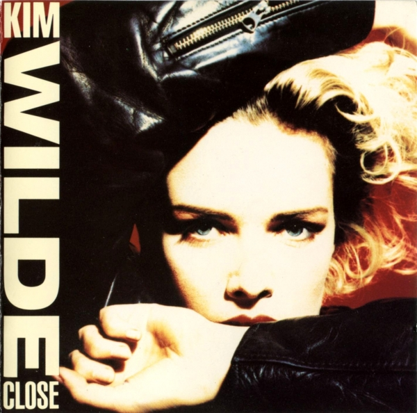 Kim Wilde Close cover art