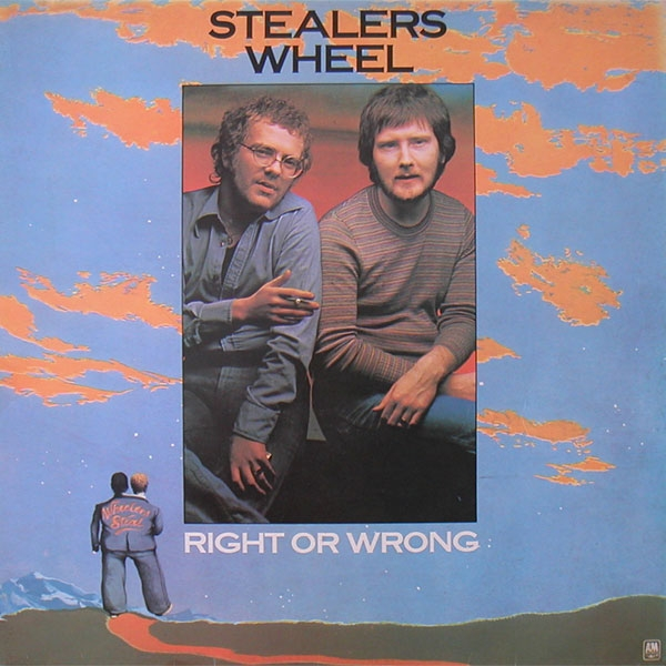 Stealers Wheel Right or Wrong Cover Art