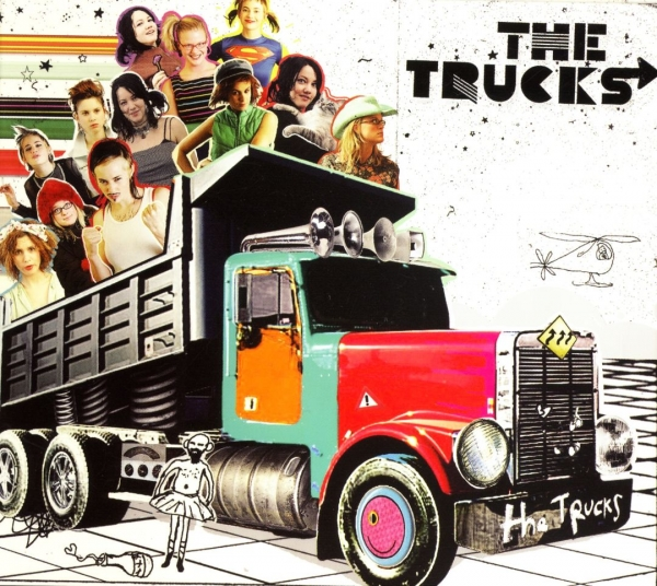 The Trucks The Trucks cover art