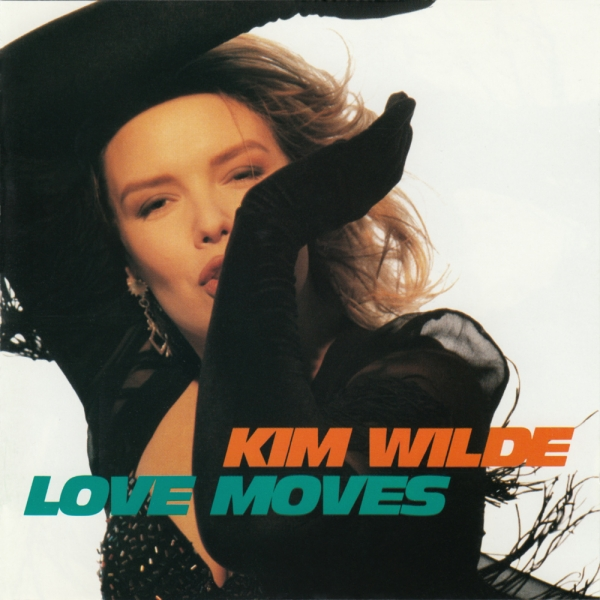 Kim Wilde Love Moves Cover Art