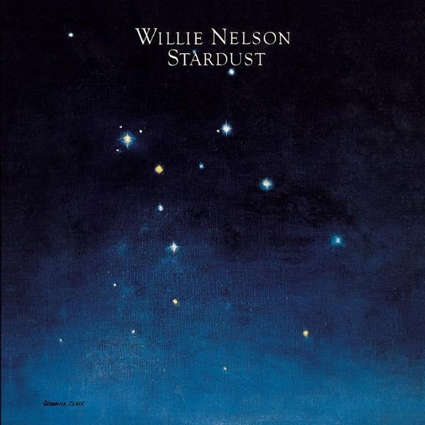 Willie Nelson Stardust cover art